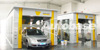 Chiny Automatic tunnel car washing machine TEPO-AUTO TP-1201 dostawca