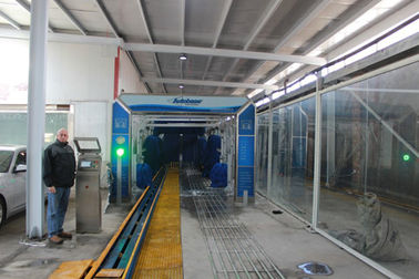 Chiny Hydraulic Conveynor of USA car wash system Autobase-AB-120 dostawca