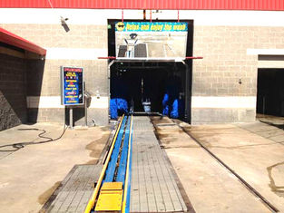 Chiny Autobase- seldom automatic car washer leading brand in the world dostawca