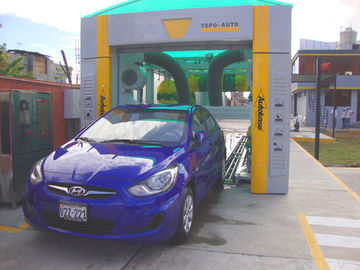 Chiny Professional carwash equipment car wash tunnel systems CE ISO9001 dostawca