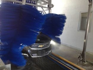 Chiny Safe And Reliable Autobase Wash Systems Reach Wash Top 1600 Cars Per Day dostawca