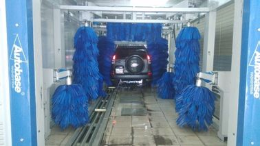 Chiny Autobase Car Auto Wash Machine / Car Wash Tunnel Systems Energy Conservation dostawca