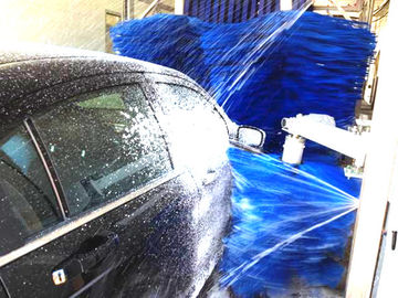Chiny Low Noise Durable Car Wash Tunnel Systems Keep Washing Process Stability dostawca