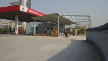 Chiny how to open car wash shop in China Gas Station dostawca