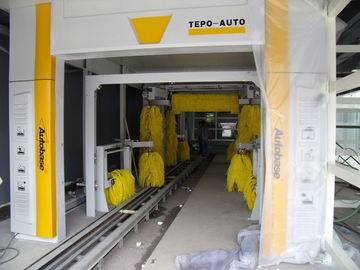 Chiny Advanced TEPO-AUTO Express Car Wash Tunnel is the T - series products dostawca