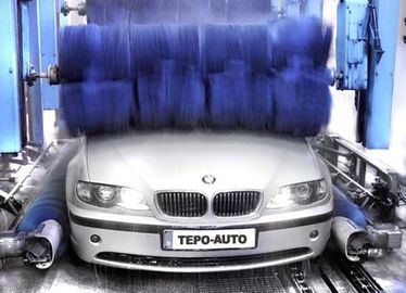 Chiny TP -901 Carwash Machine Professional Car Wash Equipment Warranty One Year dostawca