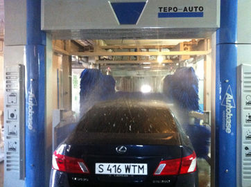 Chiny Professional Convenient Car Wash Machine With Washing 60 - 80 Cars Per Hour dostawca