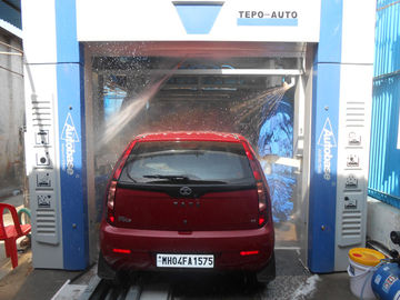 Chiny TEPO-AUTO Car Washing Machine Automatic , Wash 60 - 80 Cars Per Hour dostawca