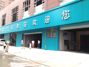 Chiny TEPO-AUTO Car Wash in Chongqing dostawca