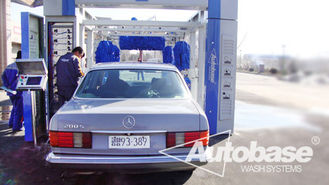 Chiny Automatic Tunnel car wash machine TEPO-AUTO TP-701 dostawca