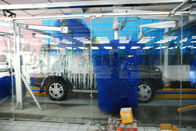 Chiny Anti-Corrosion Aluminum Car Wash Equipment With Tripe Color Foam fabryka