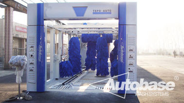 Chiny Tunnel car wash machine TP-701 fabryka