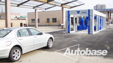Chiny Automatic Tunnel car wash machine fabryka