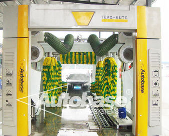 Chiny Automatic Tunnel car wash machine TEPO-AUTO-TP-1201-1 fabryka